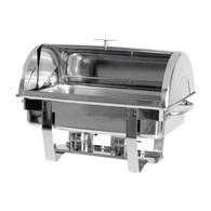 chafing dish rolltop SWISS GN 1/1, 9l